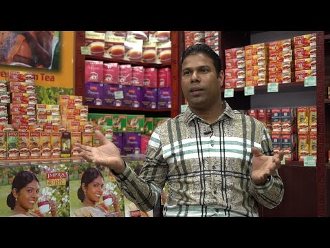 Tea merchant from Sri Lanka talks about Belt and Road