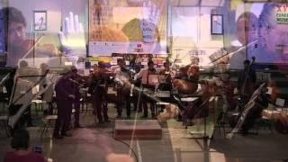 Elgar, Serenata para cuerdas -2- Orquesta de camara del Campamento Mancera 2015
