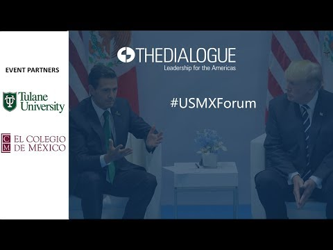 The United States and Mexico in the Trump Era