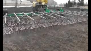 Универсальные почвообрабатывающие агрегаты УПА-БЗ (Сцепка гидрофицированная СПГ)