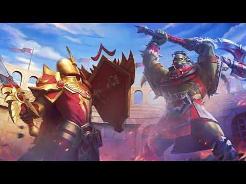 전쟁 군주 (Warlords):전설의 턴제 RPG 홍보영상 :: 게볼루션