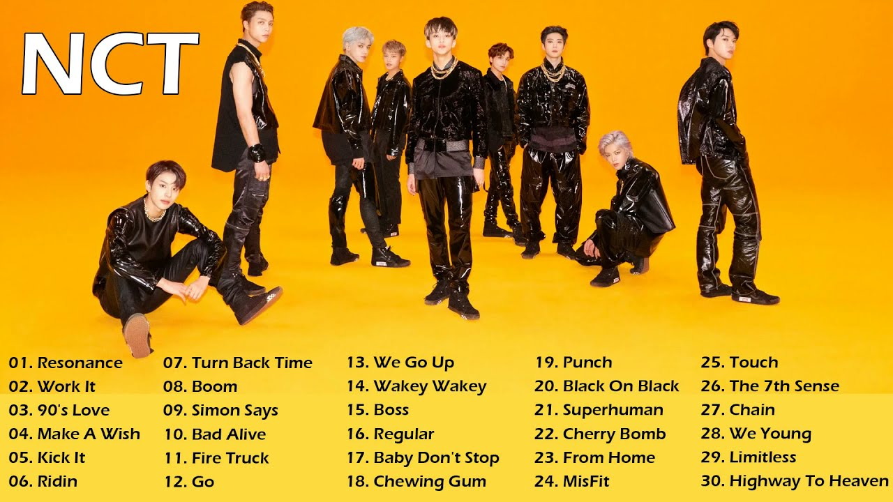 NCT Best Songs 2021 | NCT Full Album Playlist 2021