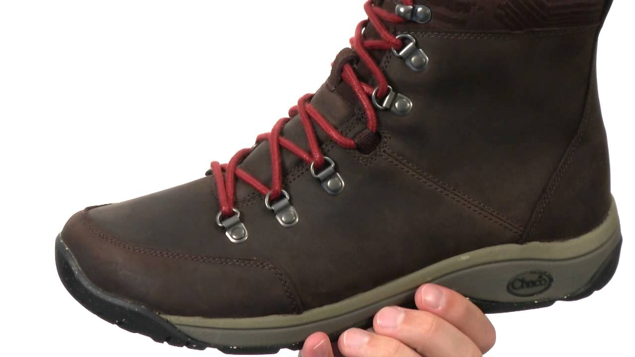 b0ef53e03551 Chaco Roland Boot - Free Shipping   Returns at Zappos - YouTube