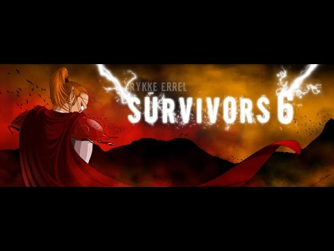Rykke Errel - Survivors VI - Ronde 1 - Los Locos vs Team BS