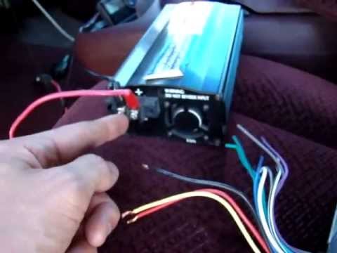 alpine car stereo wiring diagram blend pot testing without installing it in your youtube
