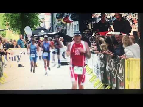 Souvatzoglou Grigorios European Triathlon Champion AG 25-29 Henring , Denmark 2017