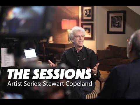 ARTIST SERIES - Stewart Copeland