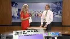 House of Oak & Sofa - Flexsteel bedroom furniture