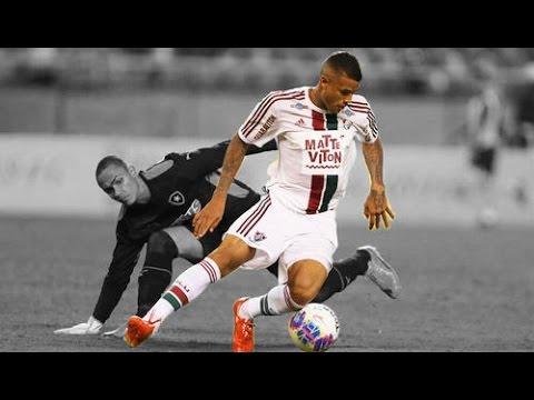 Kenedy ● Goals & Skills ● Fluminense ● 2014-2015 |HD|