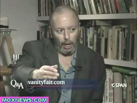 "Christopher Hitchens ""All Of Life Is A Wager"""