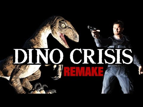 Dino Crisis - Arma 3 Mod