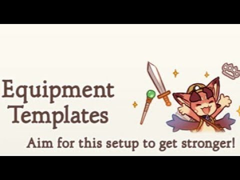 Lets Look At Granblue's Equipment Templates! Fire Edition