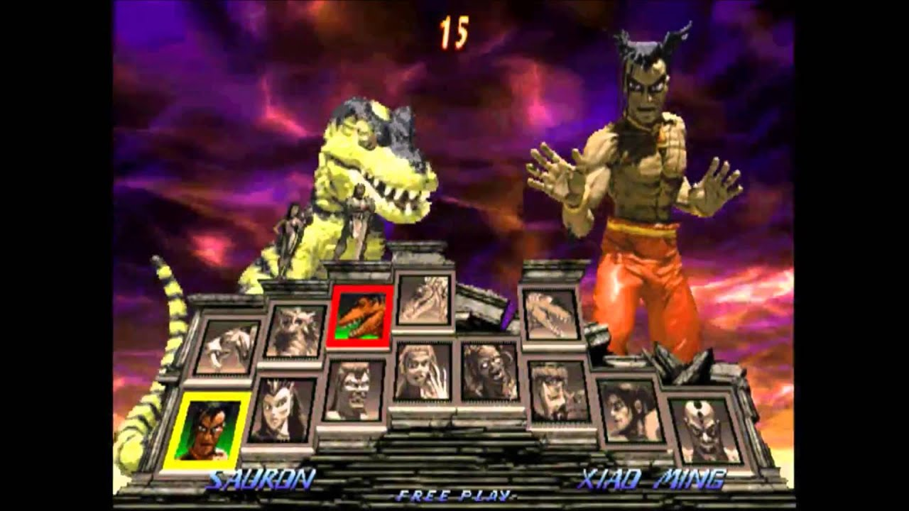 Primal Rage 2 Small Extinction/Fatality Compilation (No ...