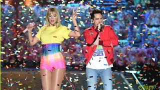 Download Mp3 Taylor Swift -me! Ft Brendon Urie  Live At Iheart Radio  Wango Tango 2019