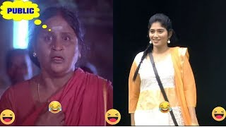 Julie in Bigboss people angry | Phoenix Comedy News