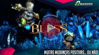 BLESS ONLINE - NEOWIZ FAZENDO MUDANÇAS - P1