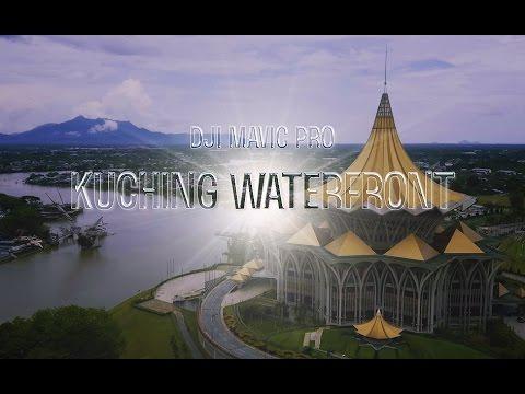DJI Mavic Pro: Kuching Waterfront