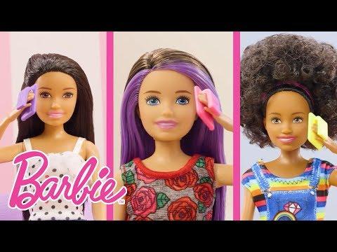 Skipper Doll's Biggest Babysitting Challenge | Barbie