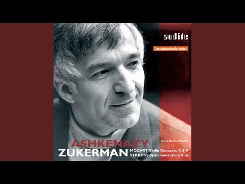 Symphonia Domestica, Op. 53: Scherzo. Munter (Wiegenlied) - Mäßig Langsam Und Sehr Ruhig