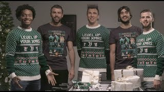 MERRY #JUVENTUSXMAS! | Juventus Christmas Video Part 2
