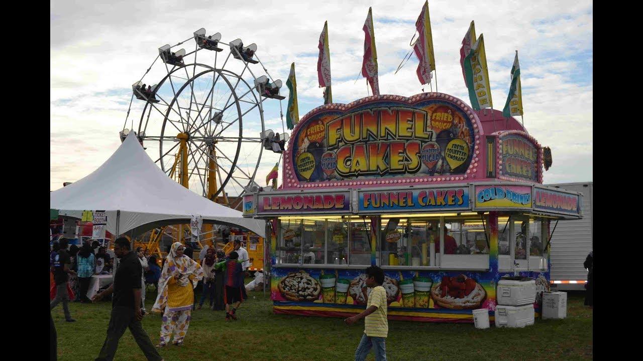 Annual ICNA Eid Fest Highlights