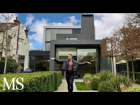 Exploring a £4,000,000 Grand Designs London house (full walk