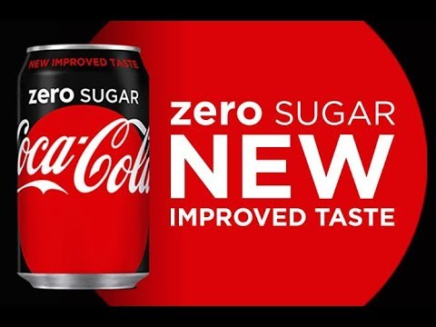 Coca Cola Zero Sugar (New Improved Taste) - Soduh