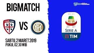 Jadwal Liga Italia Cagliari Vs Inter Milan, Sabtu Pukul 02.30 WIB