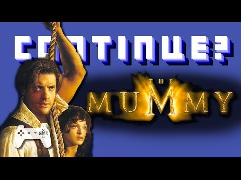 The Mummy (PS1) - Continue?