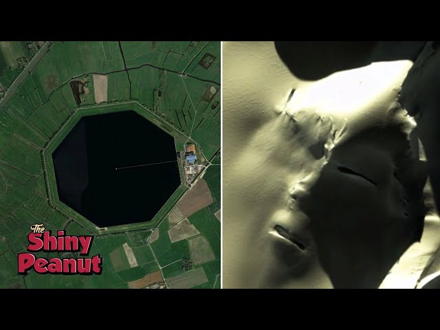 Inilah Penampakan Misterius dan Membingungkan di Google Earth
