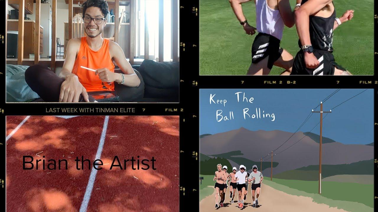 Last Week with Tinman Elite | EP 3: Brian the Artist