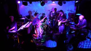 The Z3 & Ed Mann, wsg: Frankie Coda, Ryan Liatsis and Jeff Mann 6-09-2015 PST - New Haven, CT set 2