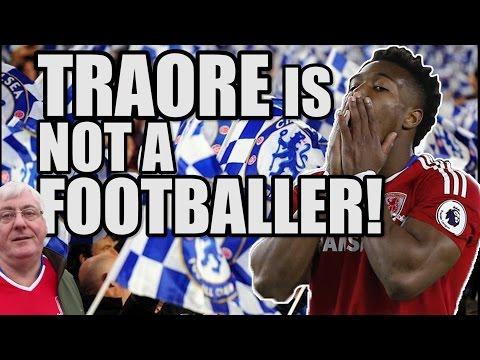 Adama Traore To Chelsea? | MIDDLESBROUGH FAN VIEW