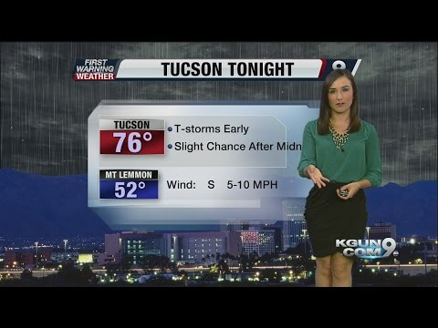 First Warning Weather with Simone Del Rosario on Thursday, August 14, 2014