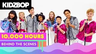 KIDZ BOP Kids - 10,000 Hours (Behind The Scenes)