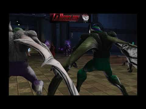 DCUO Episode 29: Gotham City Zoo (Raid) - ATOMIC TANK (POV)