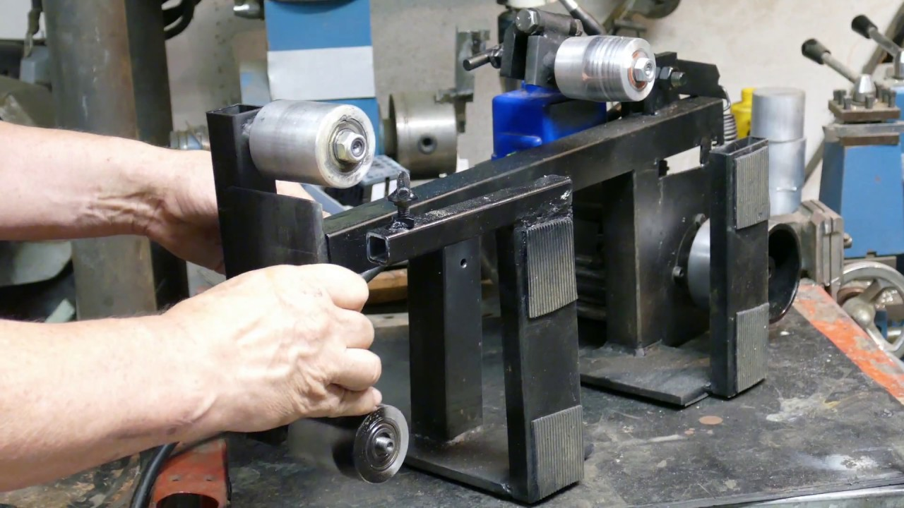 bandschleifer selber bauen/как сделать гриндер/ build belt grinder