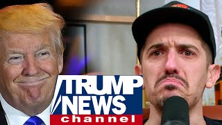 Trumps News Network Will End Fox News | Flagrant 2 with Andrew Schulz and Akaash Singh