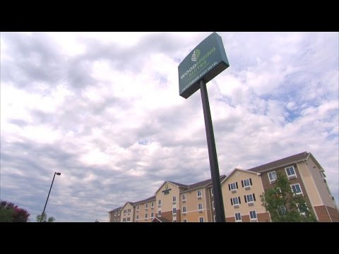Travis Family: Stay at WoodSpring Suites