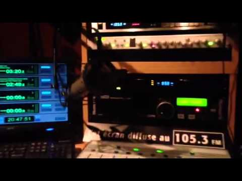 Radio home studio
