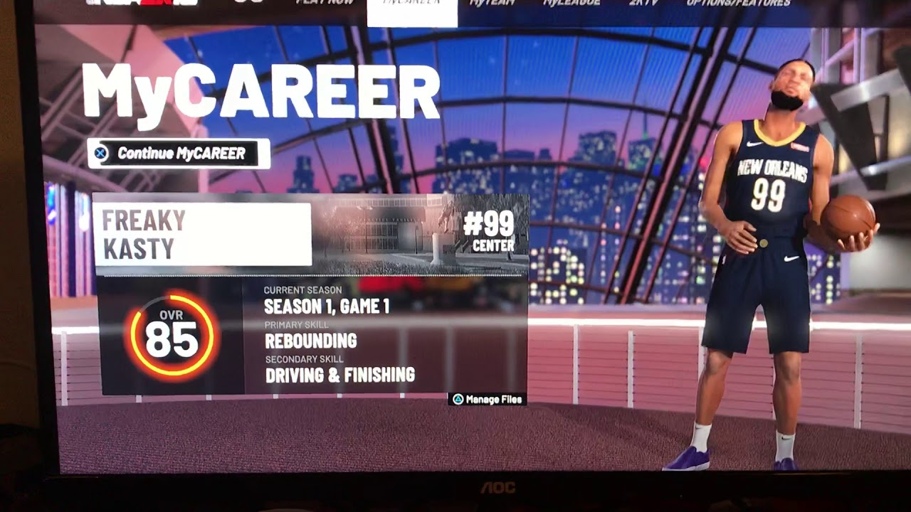 How to fix nba 2k19 mycareer stuck on loading screen