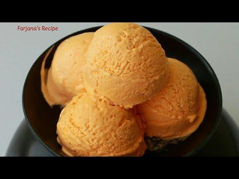 পারফেক�ট ম�যাংগো আইসক�রিম রেসিপি।। ম�যাংগো আইসক�রিম।। আইসক�রিম রেসিপি।।Mango Ice Cream Recipe।।Ice