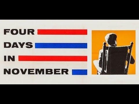 "Download ** QUALITY UPGRADE ** ""FOUR DAYS IN NOVEMBER"" 1964 DAVID L. WOLPER FILM Mp4 baru"