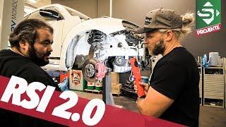 Die Hochzeit - Motor, Kardanwelle, Achse | Beetle RSI 2.0 | Sidney Industries