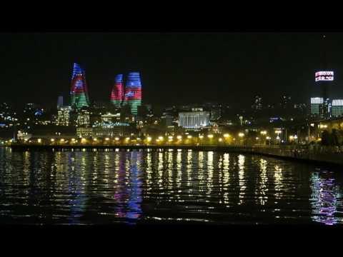 One Minute: Baku Boulevard, Azerbaijan