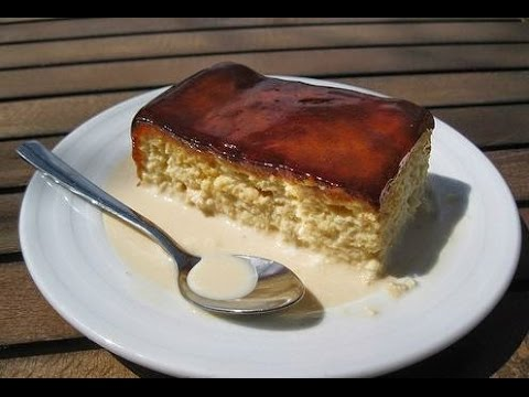 Tres Leches Cake Recipe By Ideya