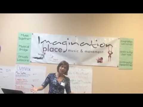 Imagination Place - Parent Education Night