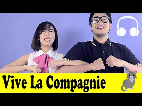 Vive La Compagnie | Family Sing Along - Muffin Songs