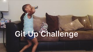Jessie World Git Up Challenge The Git Up by Blanco Brown #thegitupchallenge
