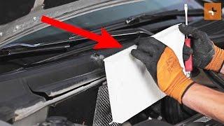 Opel Vectra C Sedan karbantartás - videó útmutatók